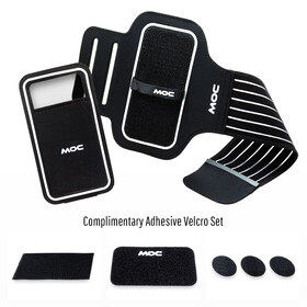 MOC Sport Armband Slip In Bag Iphone 5/Android L Black